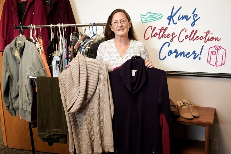 Kim's Clothes Collection Corner